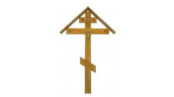 Крест дуб Элит домик