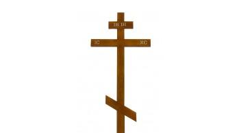 Крест сосна (темная,светлая) простой