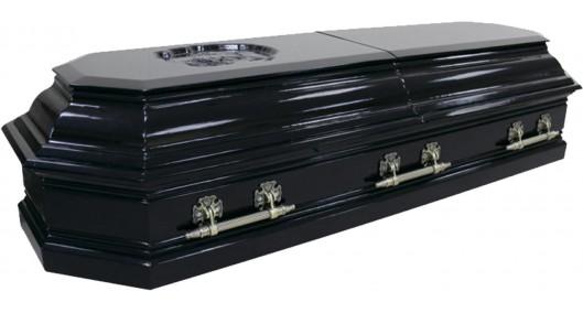 Гроб Пегас ПГП-5 темный